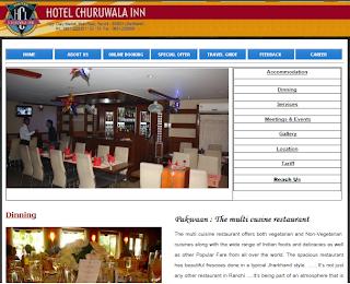 www.hotelchuruwalainn.com