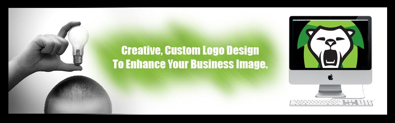 logo design, custom logo design